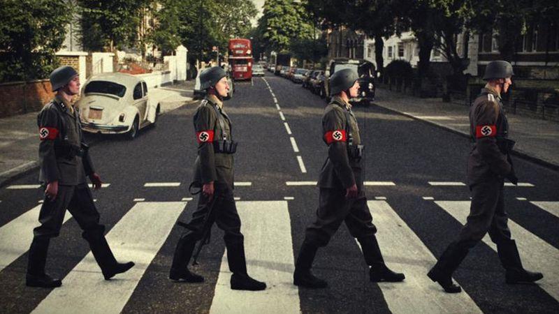 Beatles: Nazi German Edition