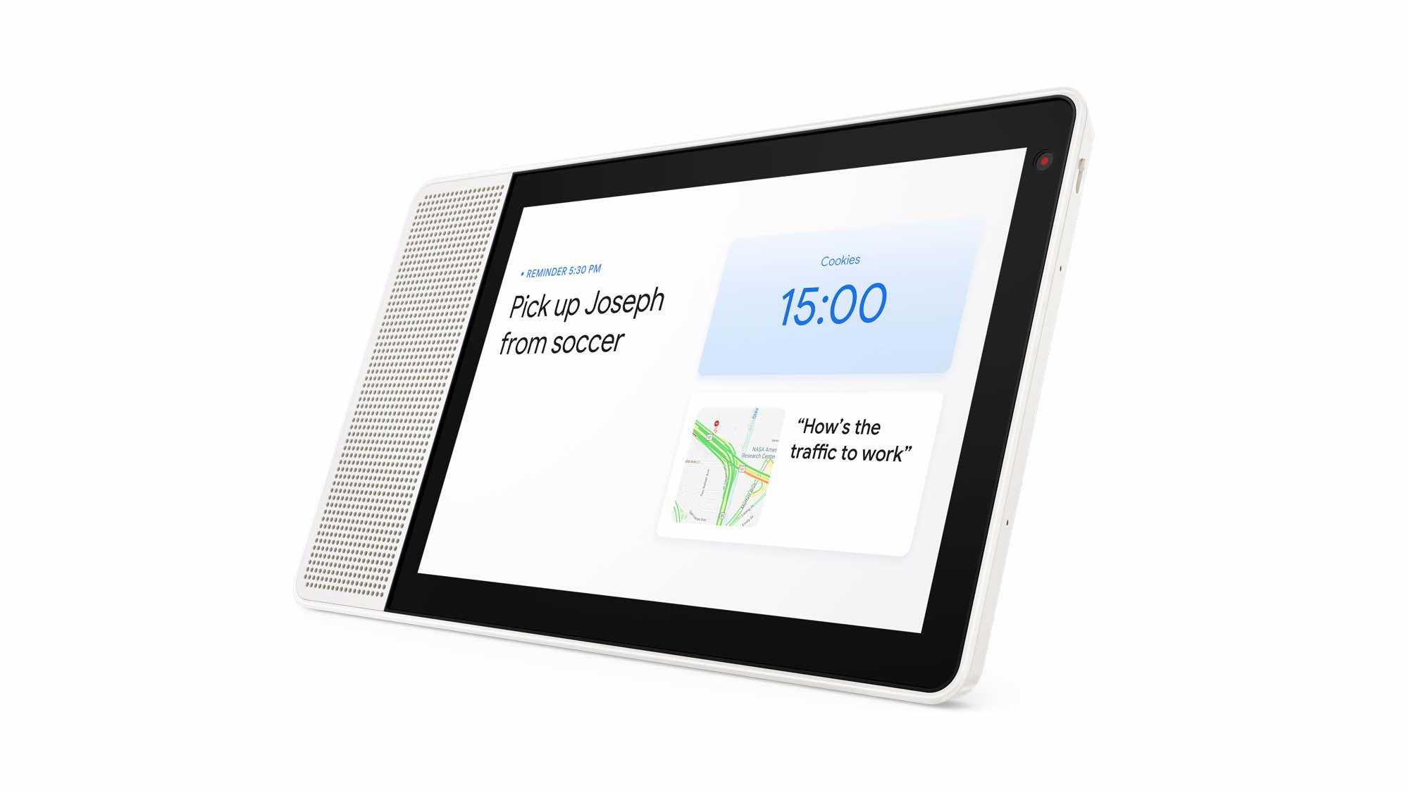 10 дюймовий Lenovo Smart Display