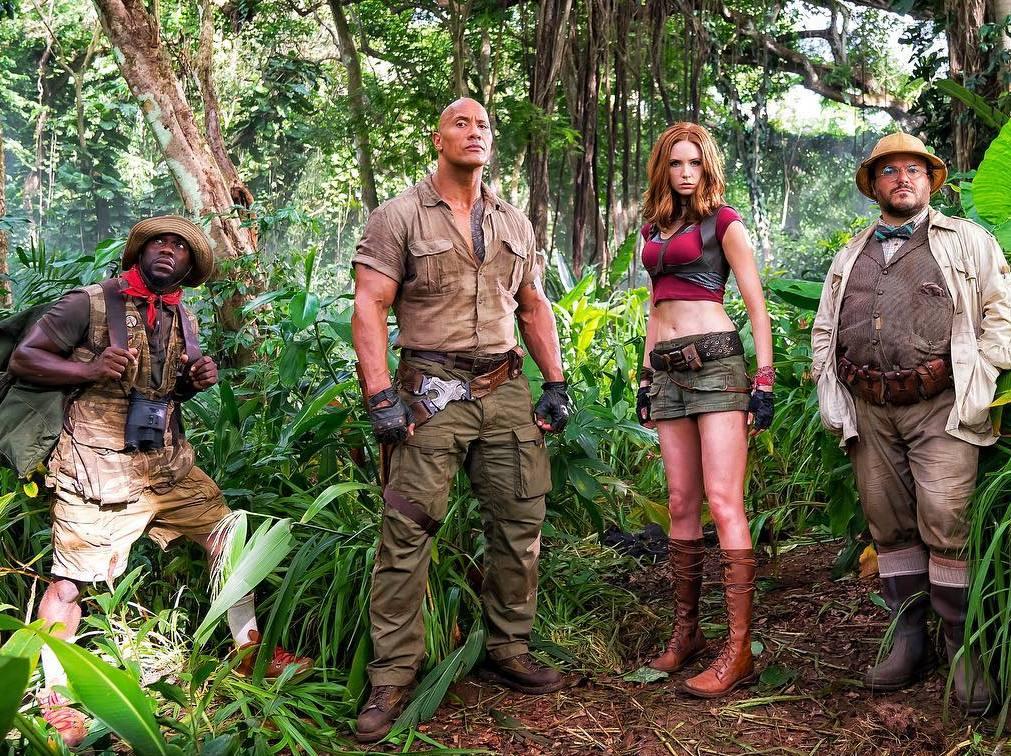 «Джуманджі Поклик джунглів»
