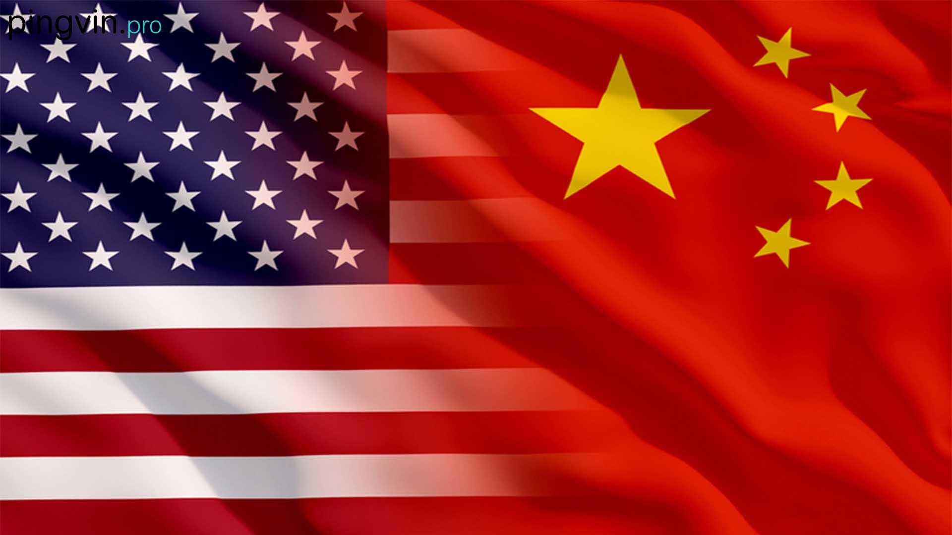 Huawei / блокування TikTok / китайського Інтернету