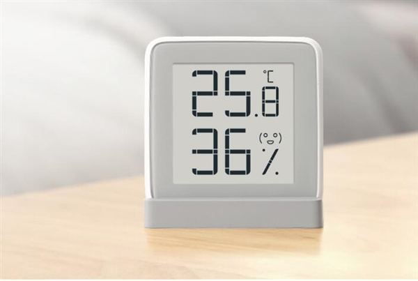 XiaomiDigital Thermometer Hygrometer GeekBuying