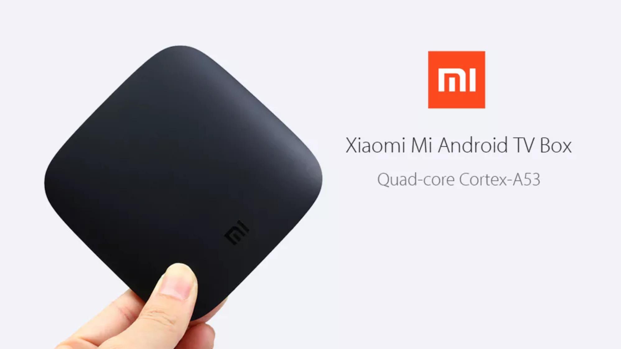 GearBest: Xiaomi Mi TV Box