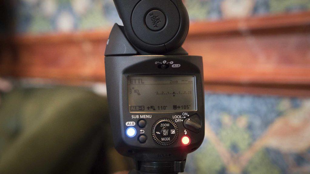 Canon Speedlight 470EX-AI