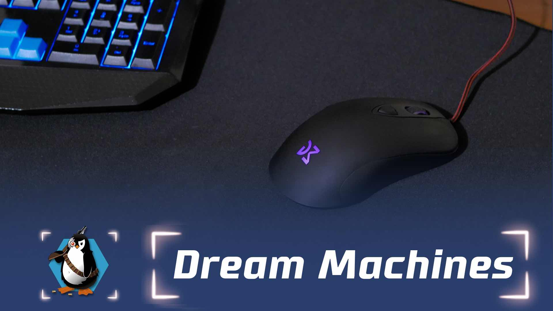 Dream Machines DM1 Pro S / DM PAD L