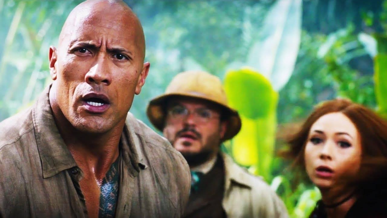 «Джуманджі: Поклик джунглів»