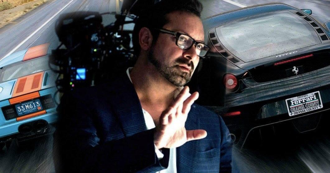 Джеймс Менголд — режисер майбутнього фільма про Ford і Ferrari