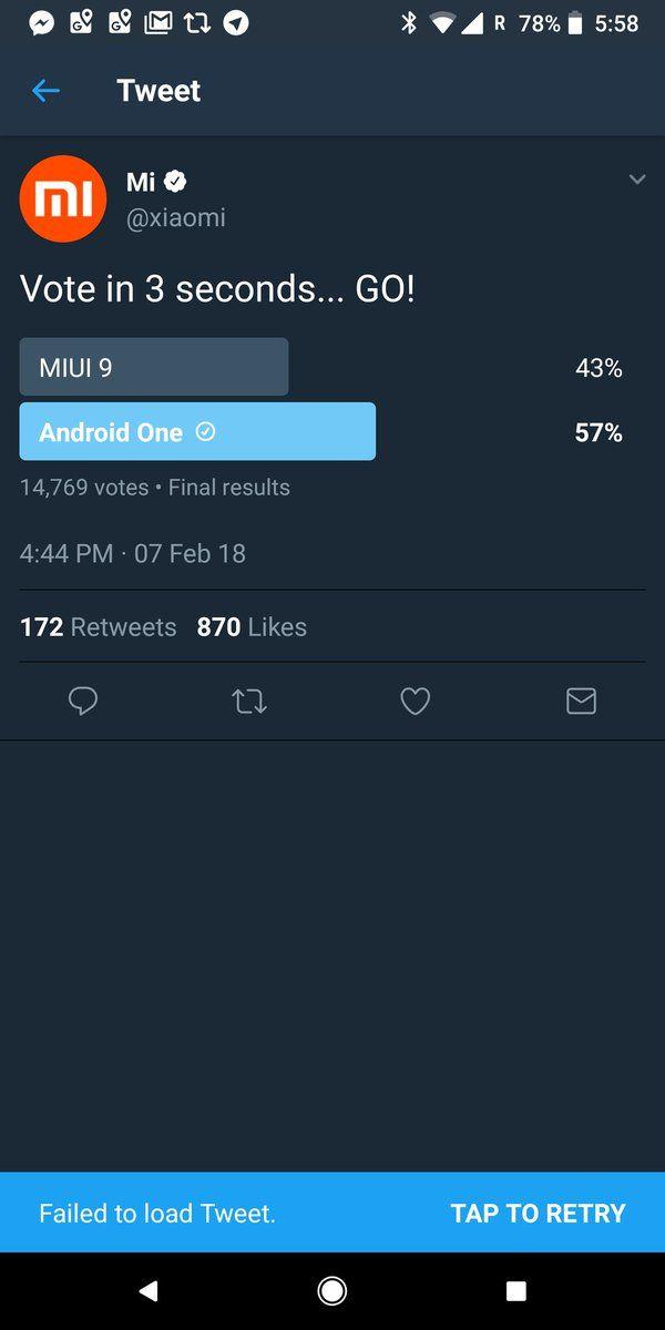 Android One vs MIUI 9. Хто кого?!