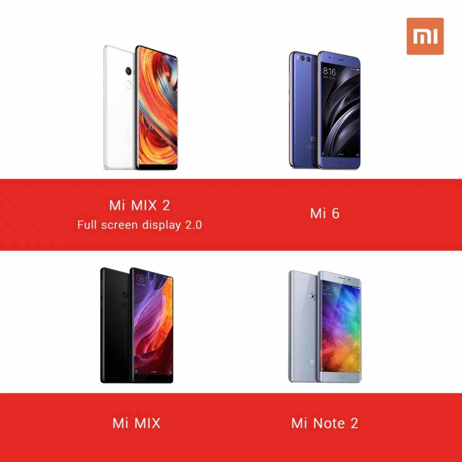 Xiaomi: iF Design Award 2018