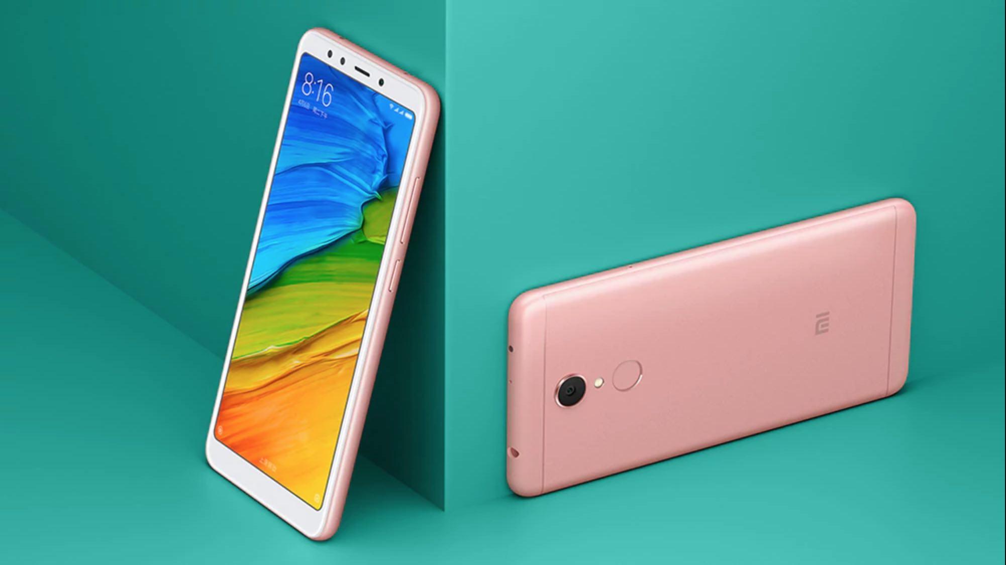 GearBest: ?Xiaomi Redmi 5