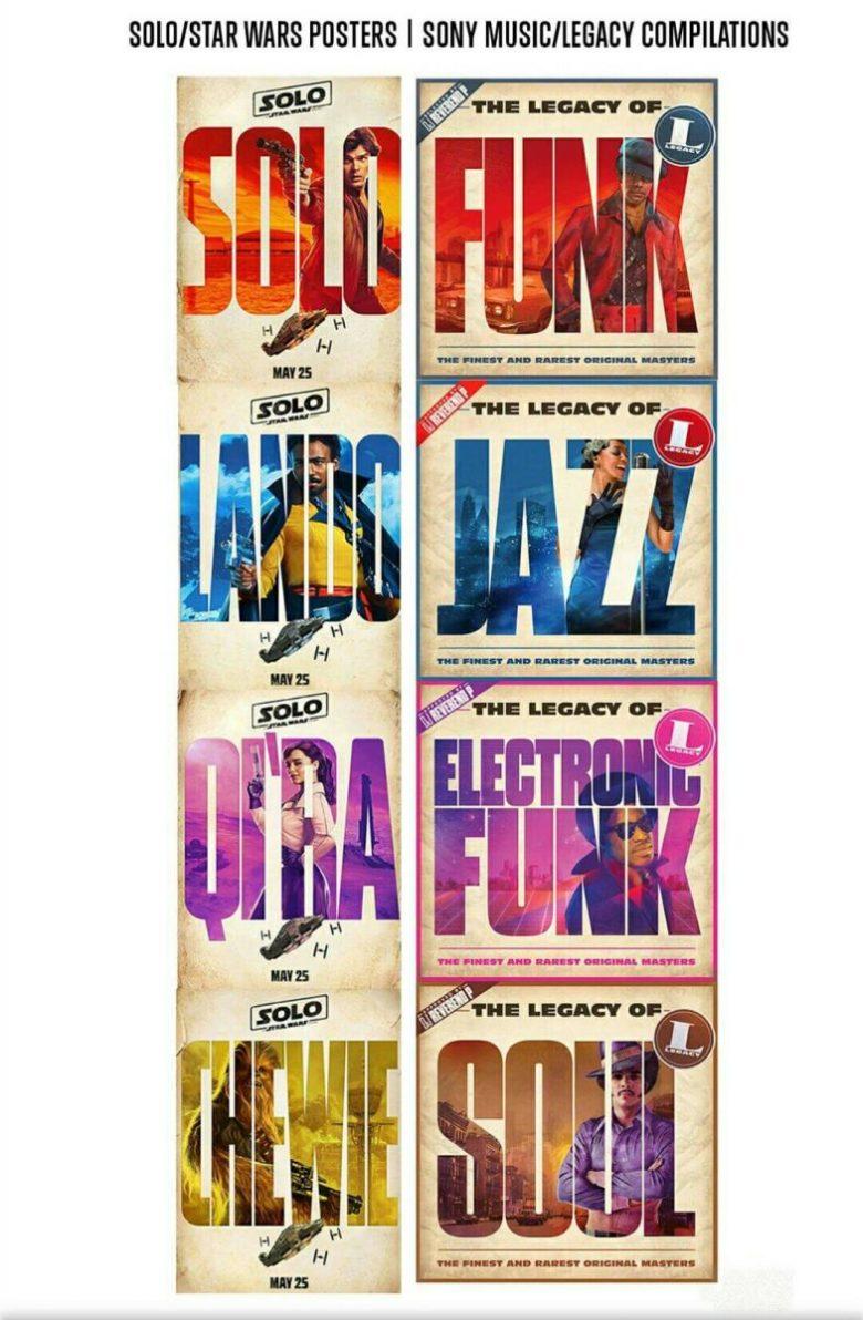 Постери «Ган Соло: Зоряні війни. Історії» вкрадено?