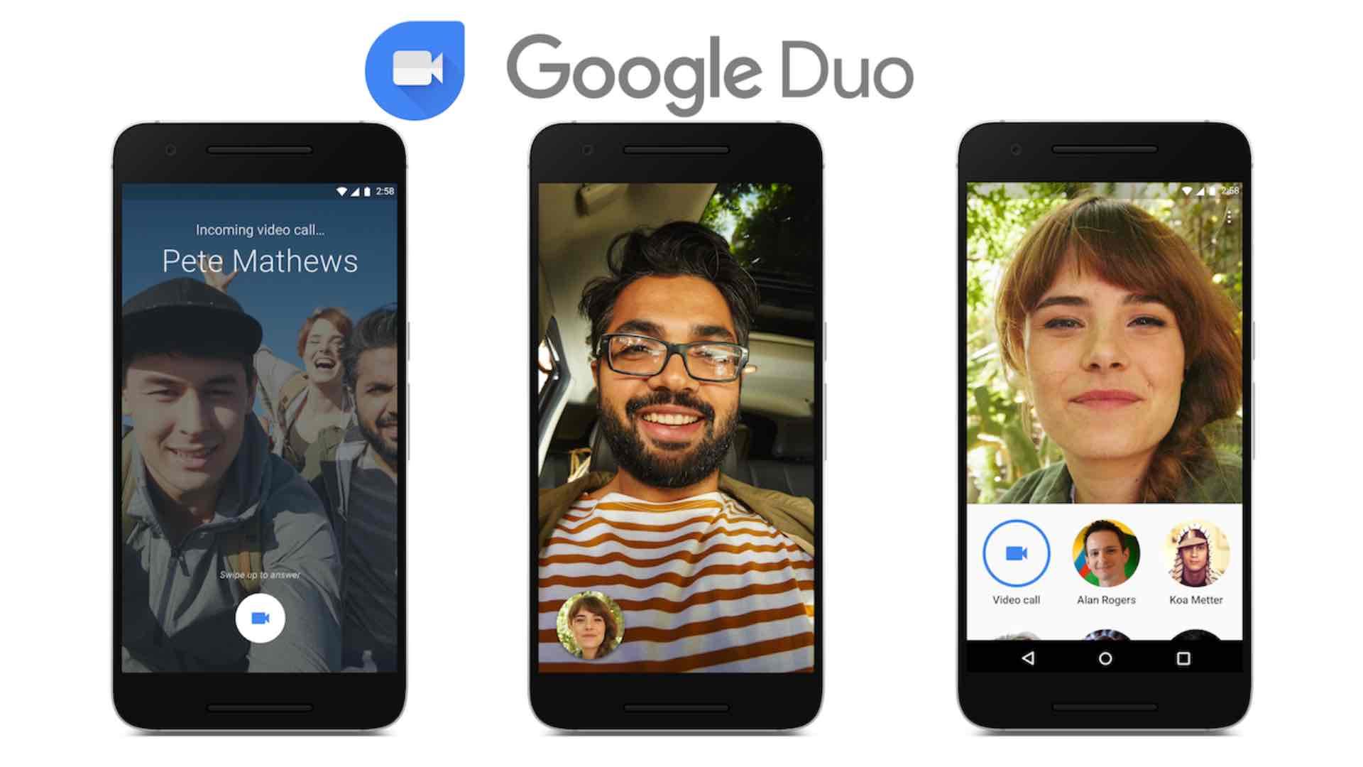 Google Duo скоро стане доступним для ПК