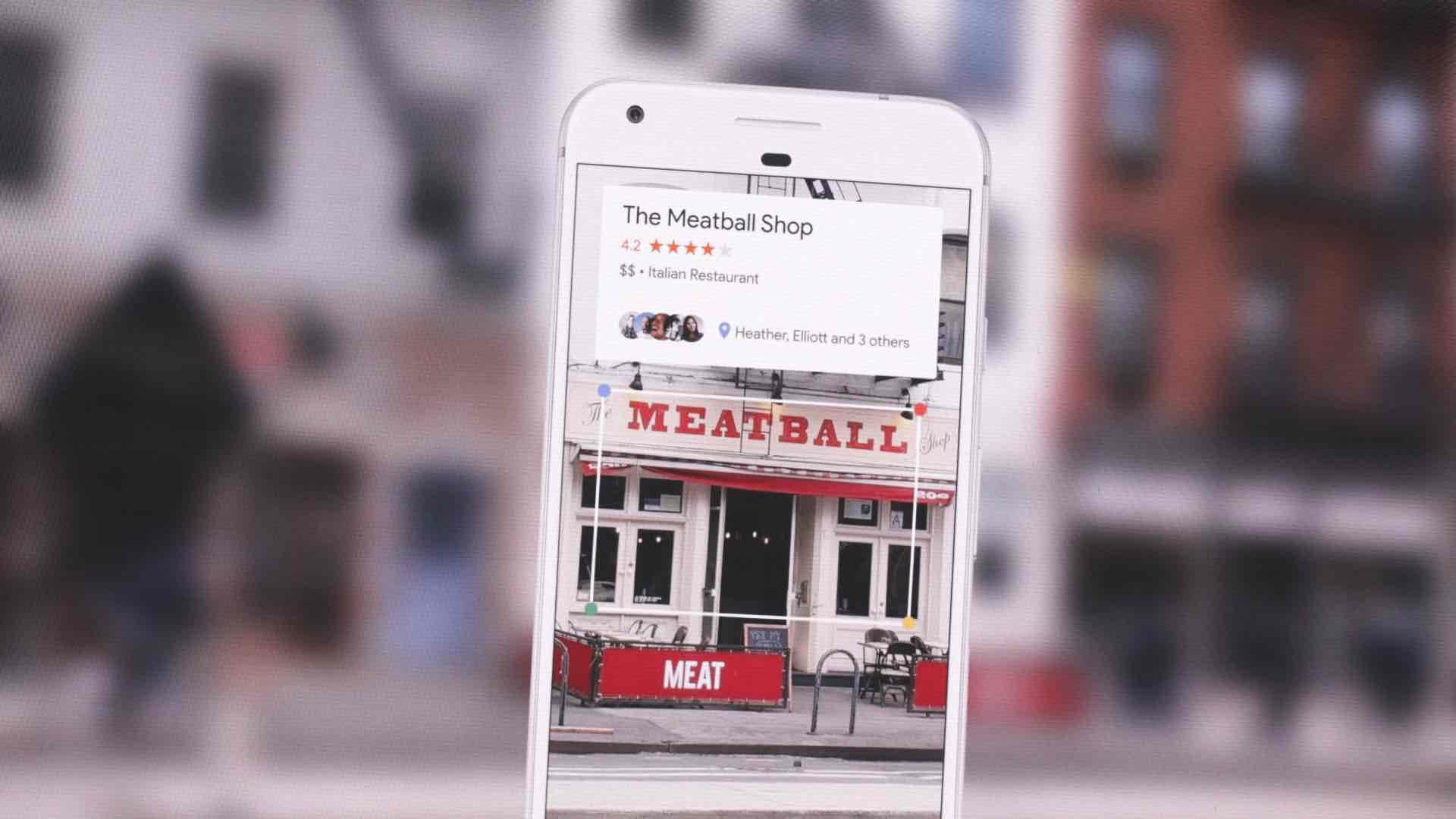 Google Lens отримає вбудований переклад та фільтри
