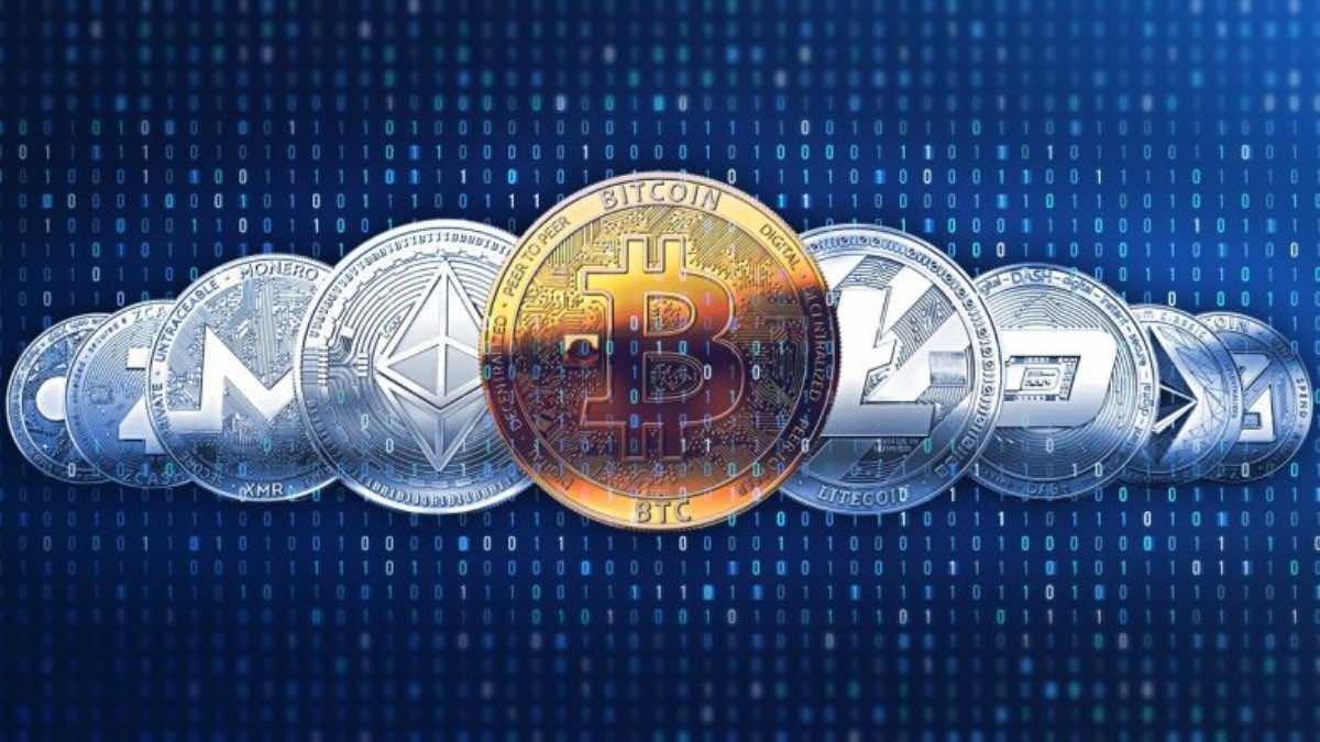 криптовалюту / криптовалют