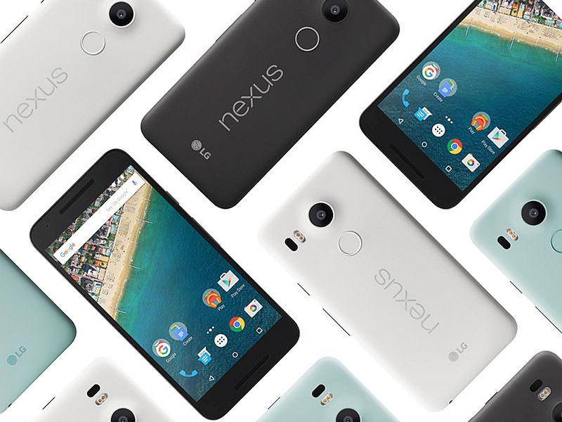 Пристрої Nexus