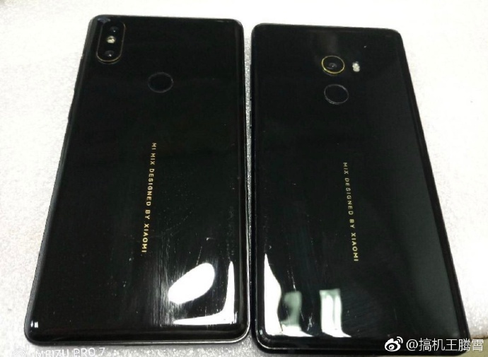 Xiaomi Mi Mix 2S ?