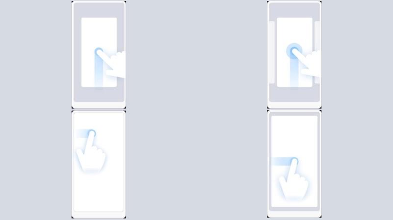 Xiaomi – навігаційні жести