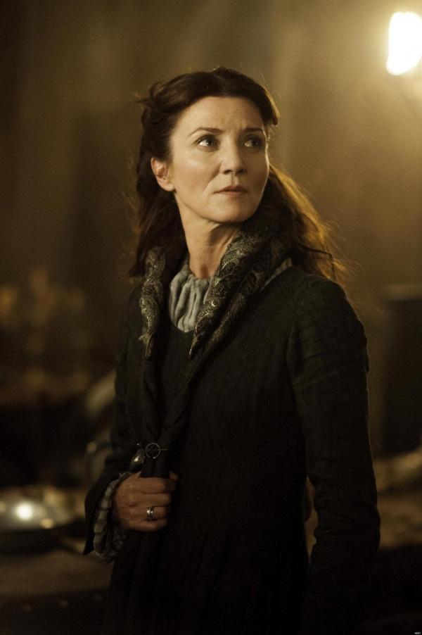 Кейтлін Старк воскресне в «Грі престолів»