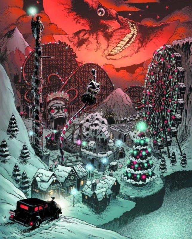 AMC екранізує трилер Джо Хілла «Країна Різдва»