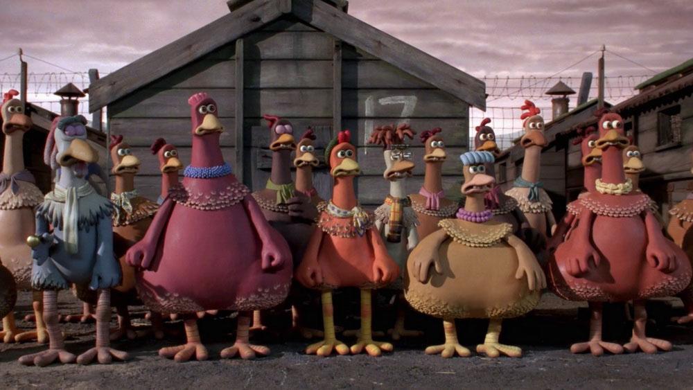 Aardman Animations планує сиквел мультфільму «Втеча з курника»
