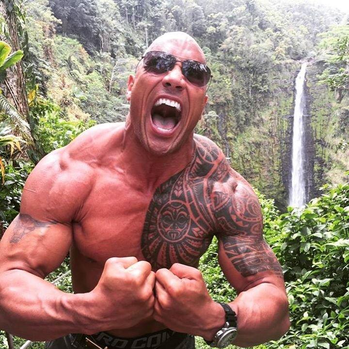 Двейн Джонсон стане королем Гавайських островів