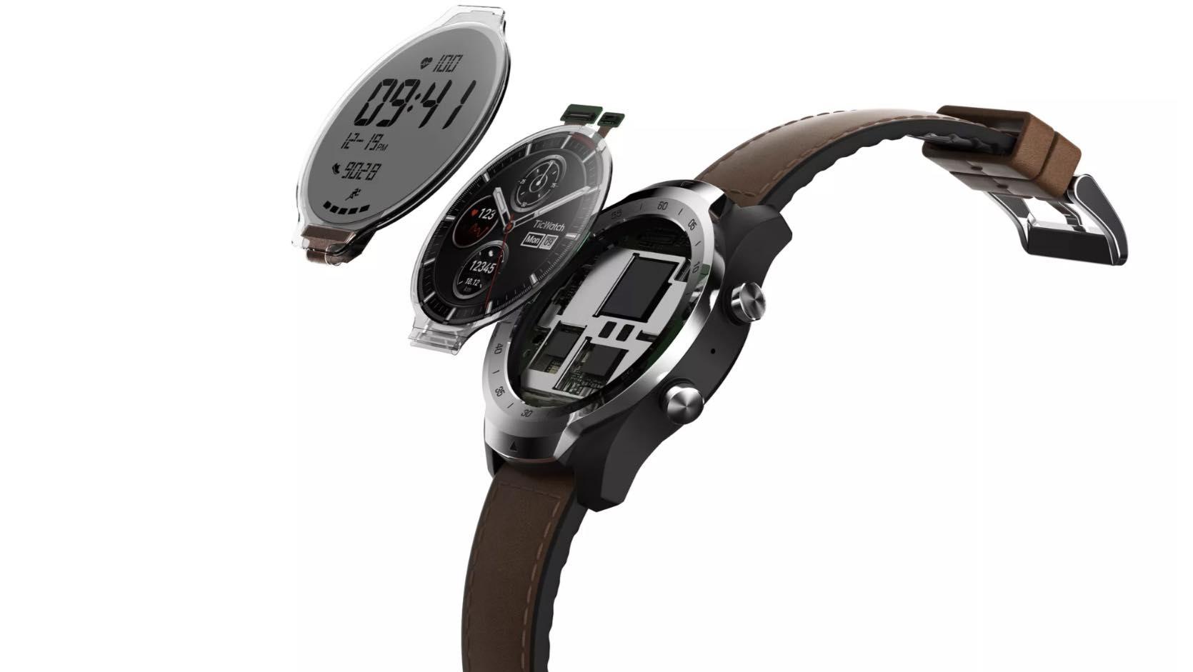 Snapdragon Wear 4100 для годинників з Wear OS