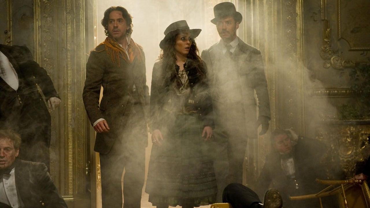 Warner Bros. випустить третю частину фільму «Шерлок Голмс»
