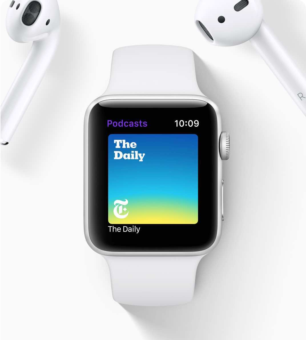 Apple Watch - watchOS 5 - Apple Podcasts_new