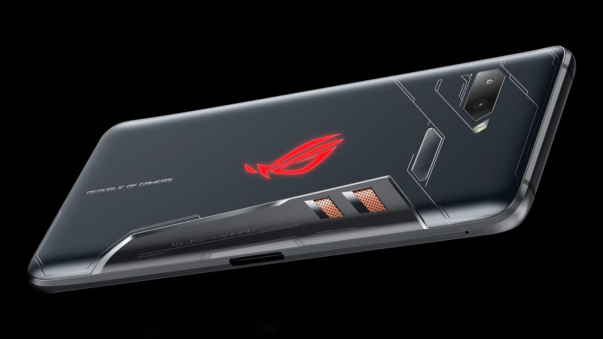 Asus ROG Phone: ігрові смартфони