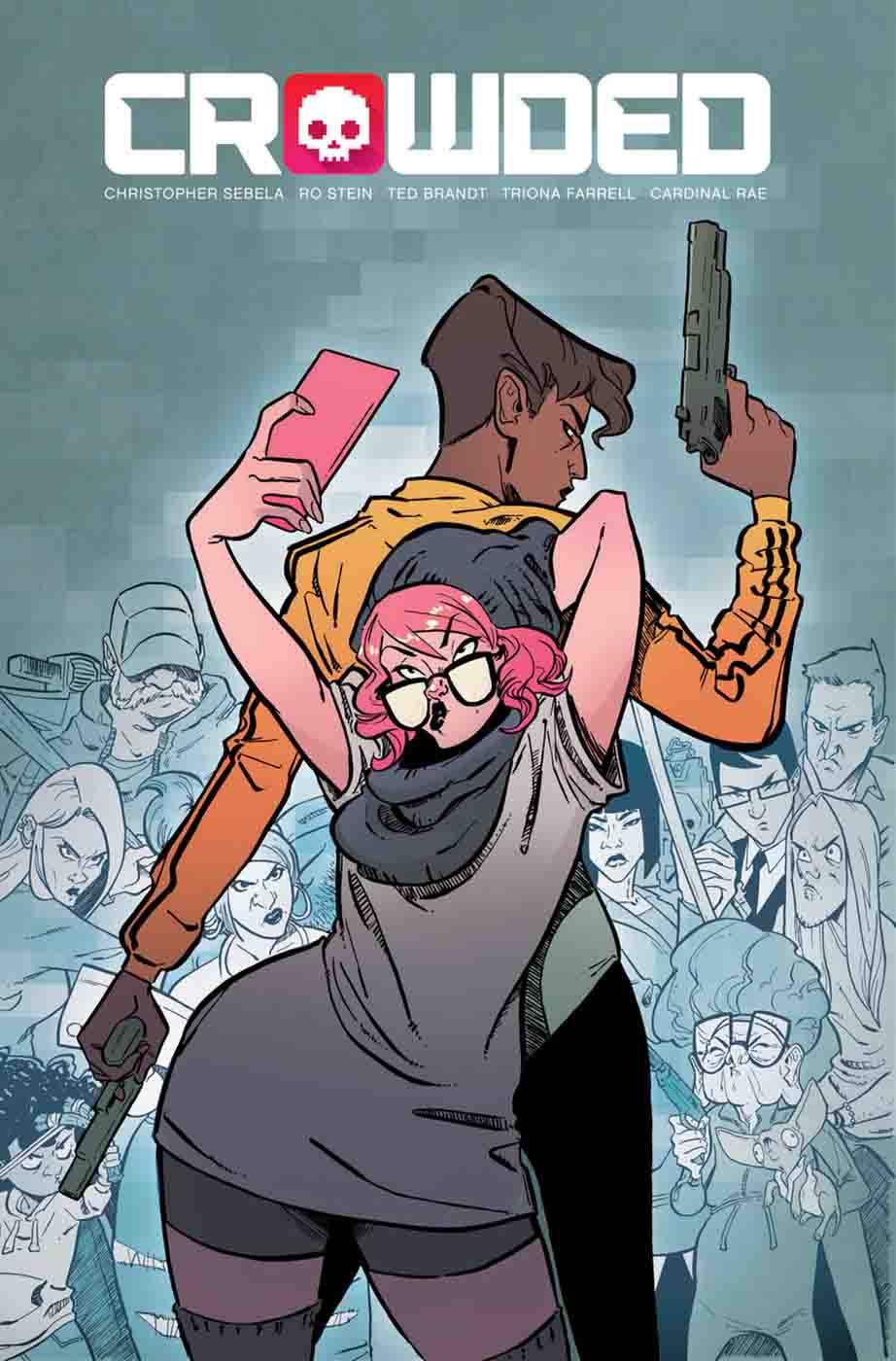Ребел Вілсон екранізує комікс «Crowded»