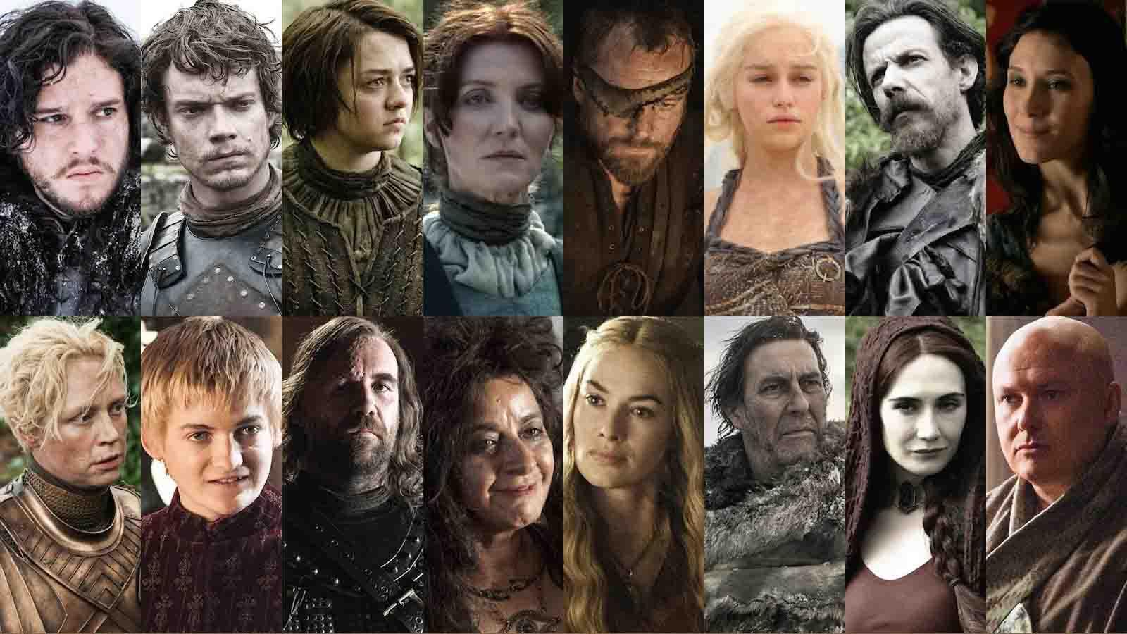 Знімальний процес приквела «Гри престолів»