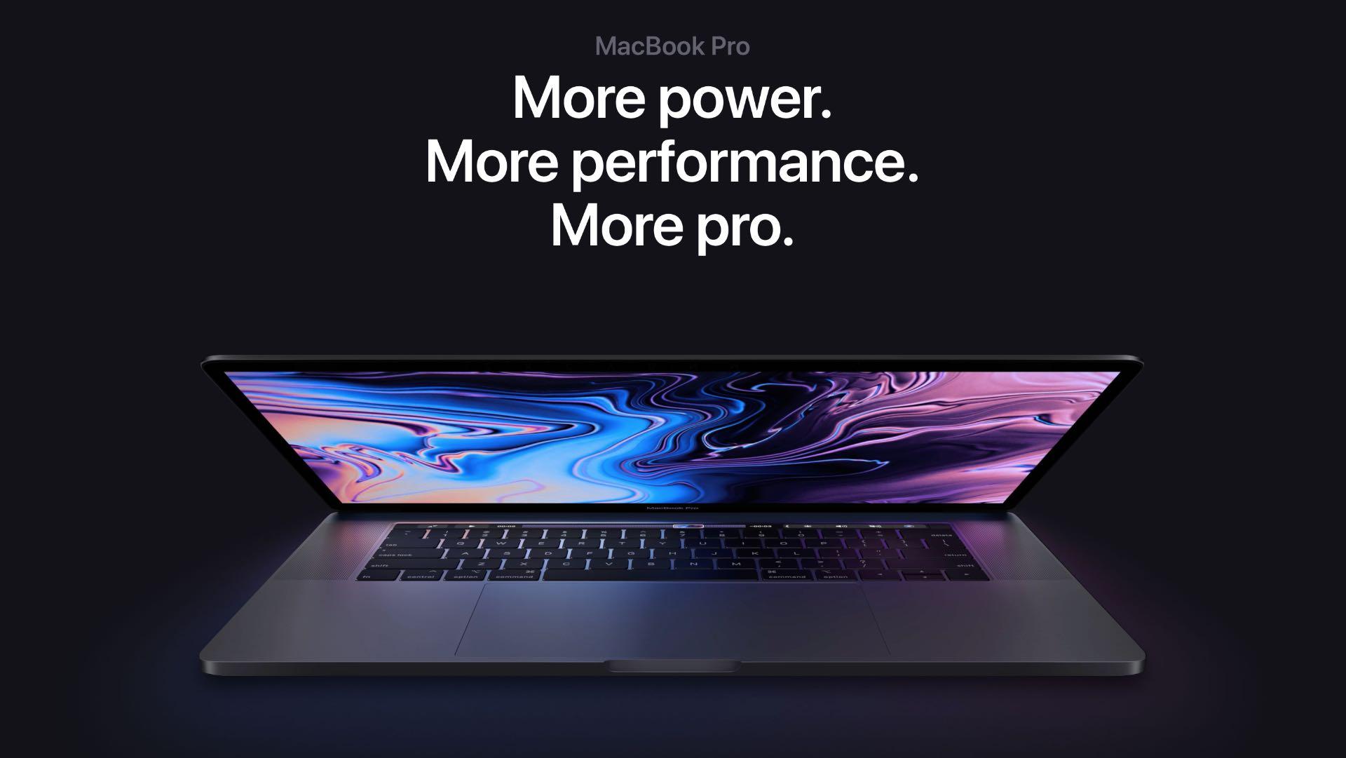 Apple випустив найшвидший MacBook Pro за всю історію
