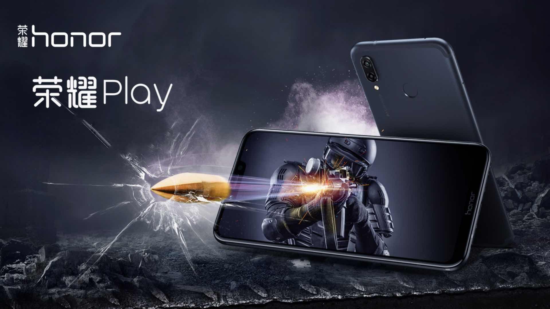 Huawei Honor Play: ігрові смартфони