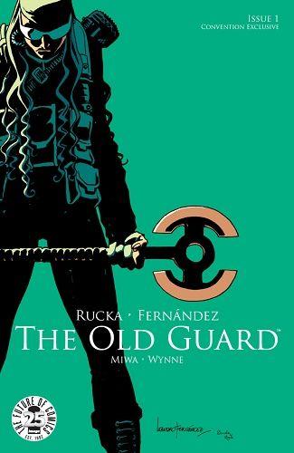 Екранізація коміксу «Стара гвардія»