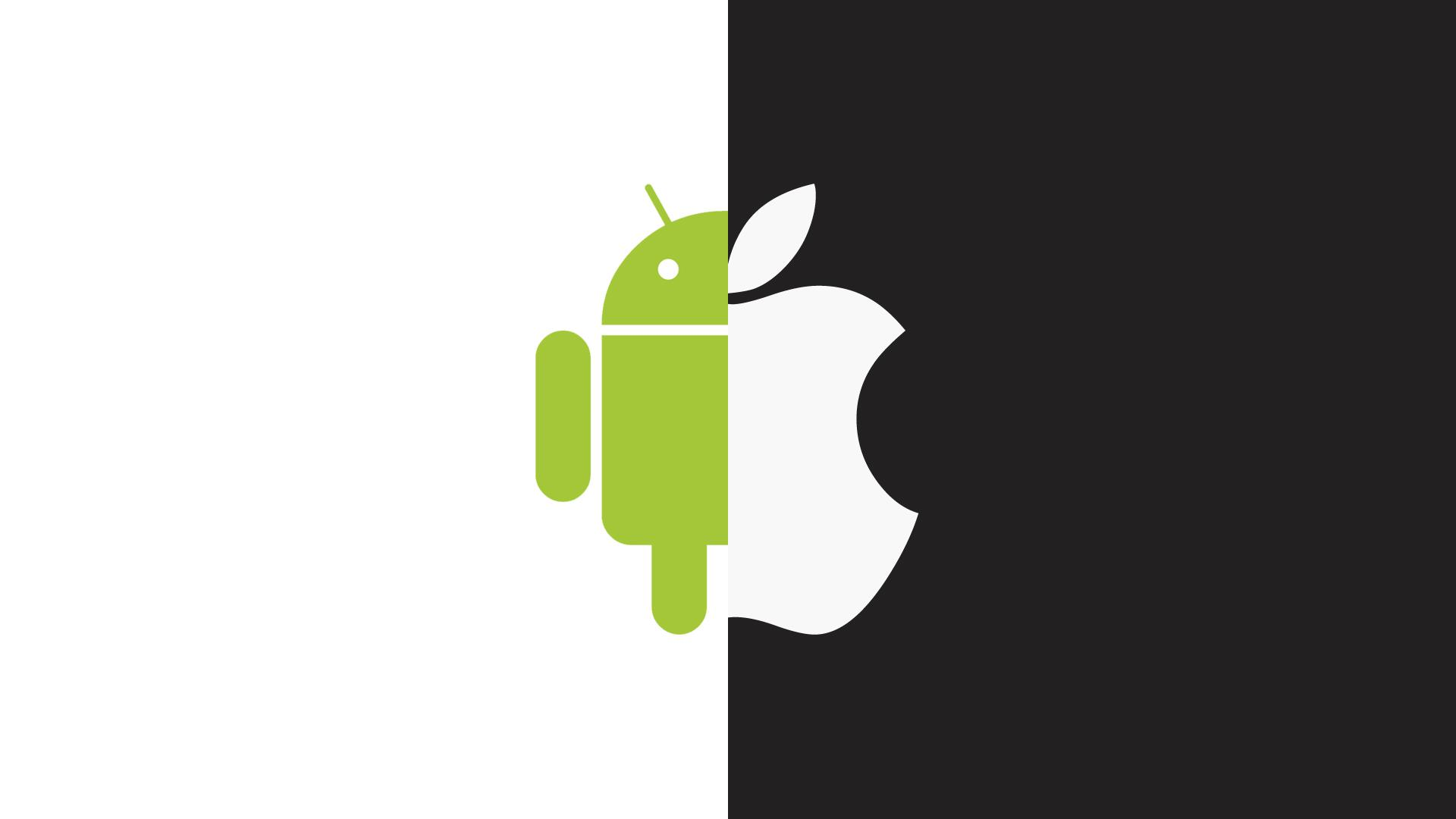 Google (Android), Apple (iOS)