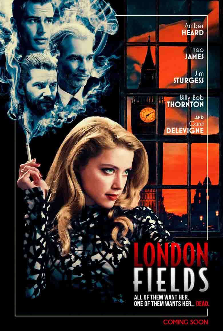Трейлер містичного трилера «Лондонські поля»