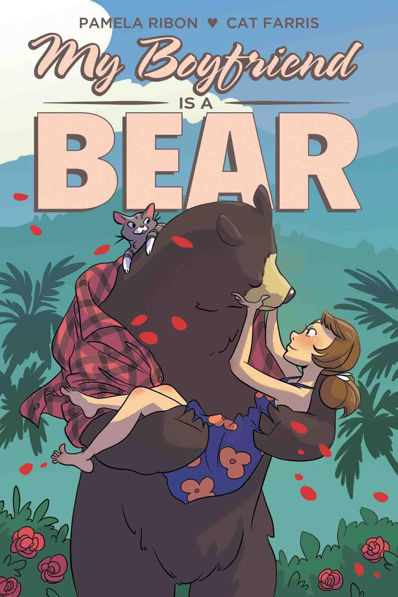 Екранізація коміксу «Мій хлопець — ведмідь»
