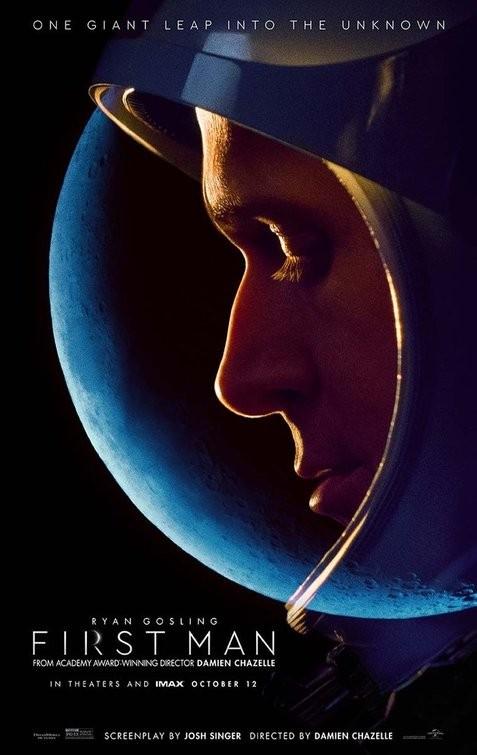 Трейлер космічної драми «Перша людина»