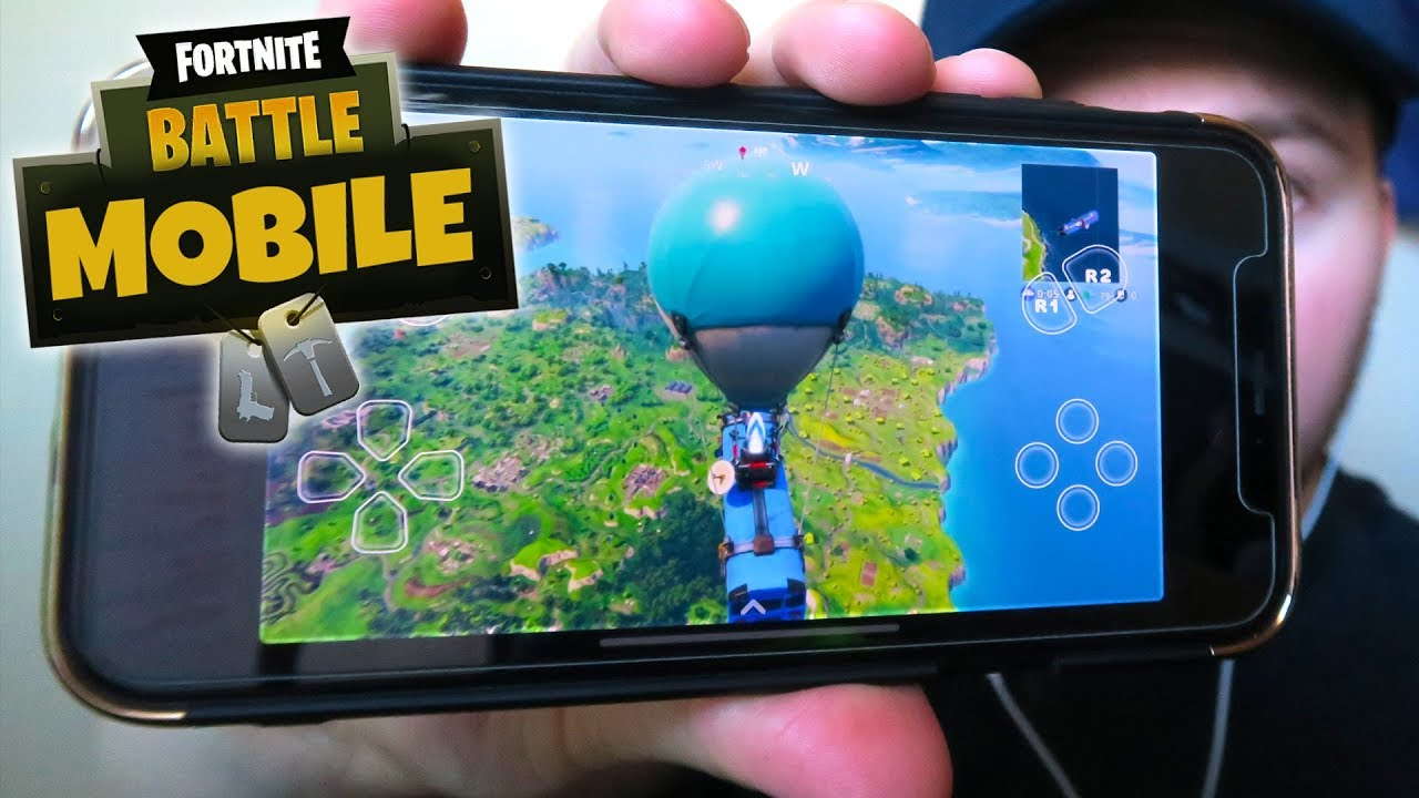 Epic Games / Fortnite на Android