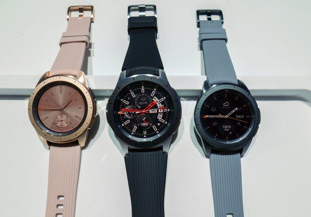 Samsung працює над новим розумним годинником