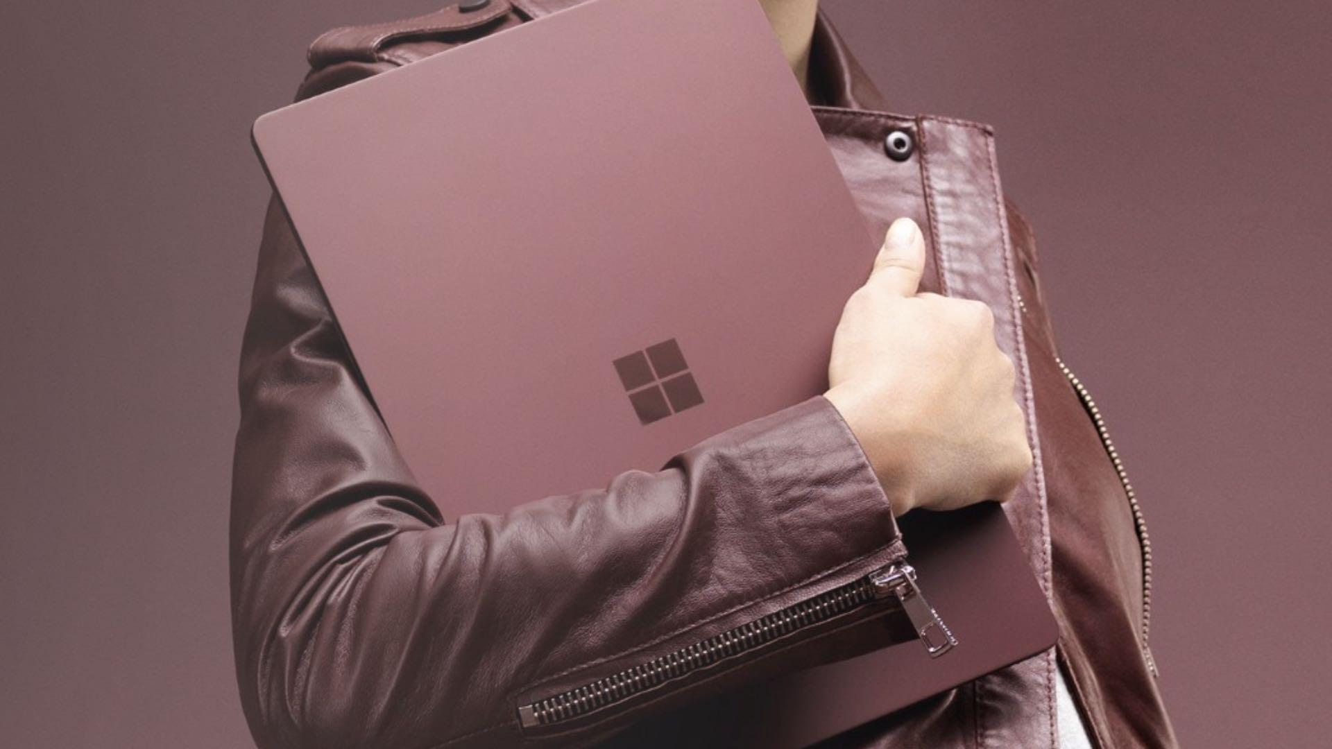 Surface Laptop 3 отримає потужний 8-ядерний процесор від AMD