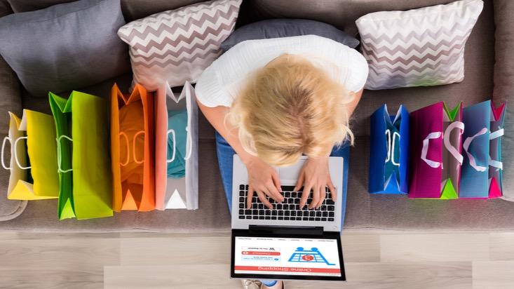 Онлайн-шопінг
