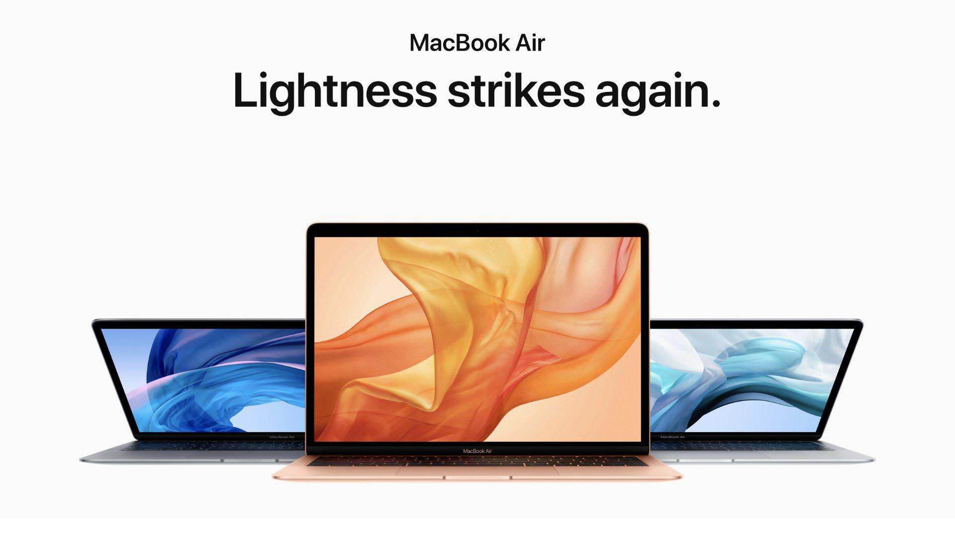 Apple MacBook Air Retina