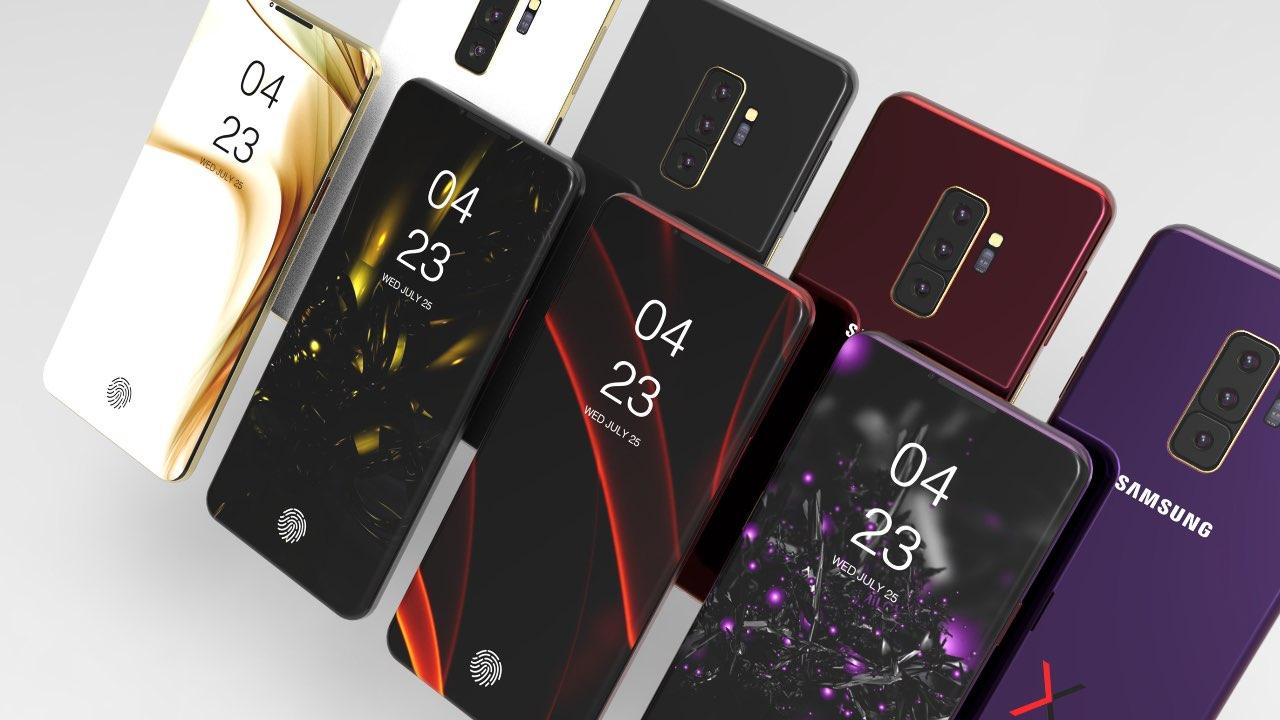 Samsung Galaxy S10: відома дата презентації