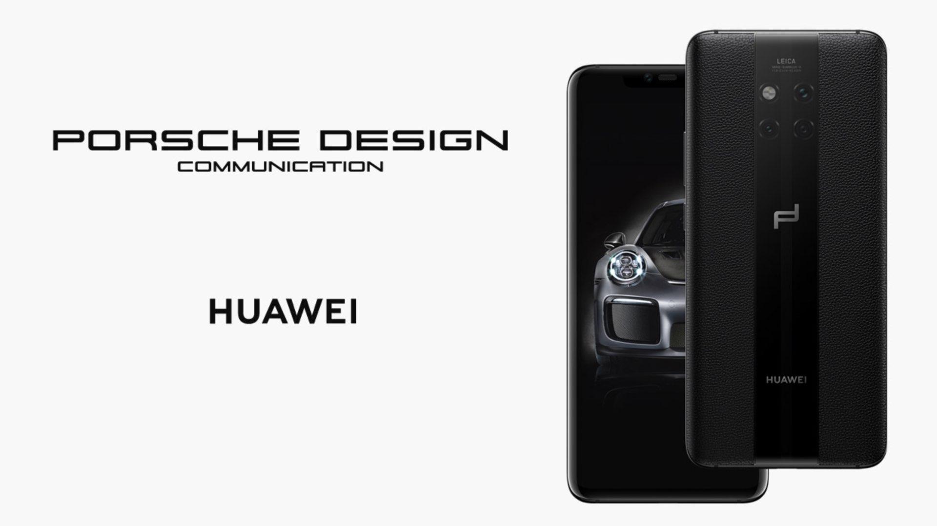 Huawei Mate 20RS