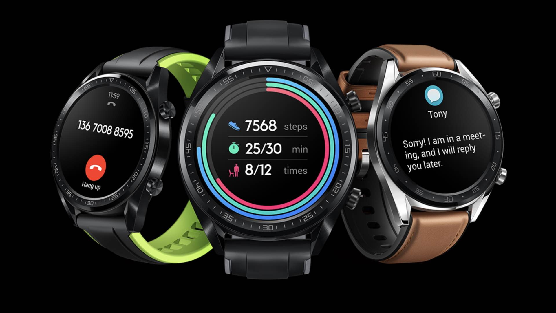 Розумний годинник Huawei Watch GT