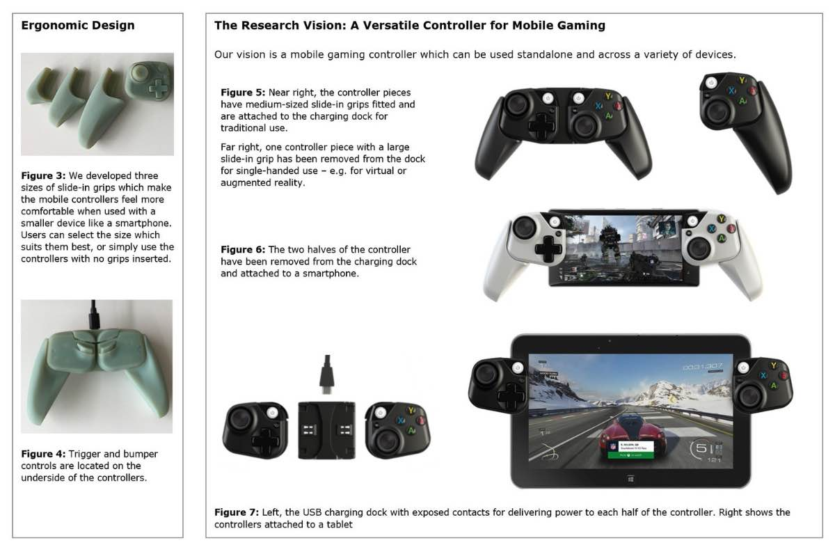 Microsoft Xbox Mobile Joysticks