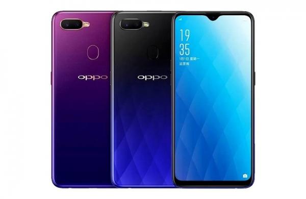 Oppo зареєструвала в Європі 20 нових смартфонів серії K