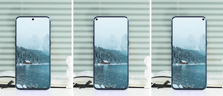 Новим трендом в смартфоні 2019 року стане дірка в екрані?
