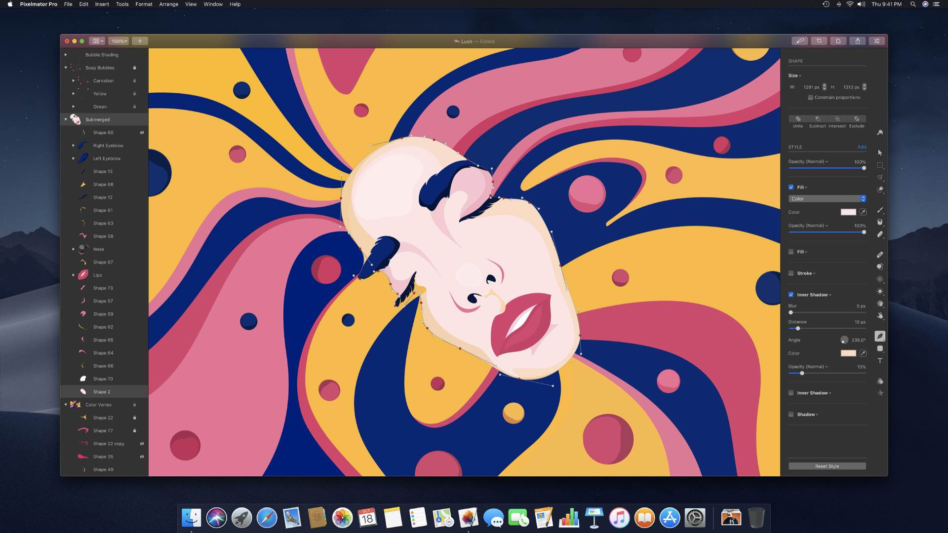 Pixelmator Pro для macOS