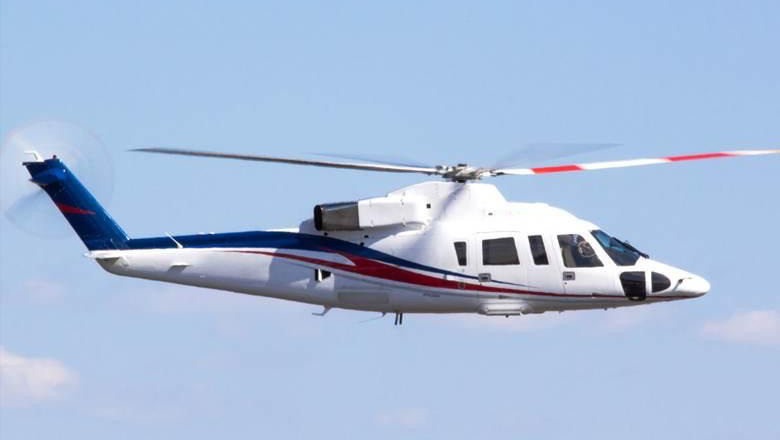 Sikorsky S-76B